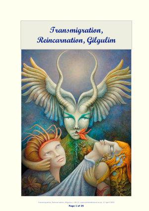 Transmigration  Reincarnation  Gilgulim