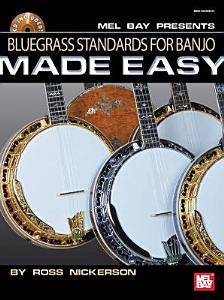 Bluegrass Standards for Banjo Made Easy PDF
