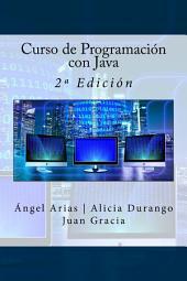 Curso de Programación con Java: 2ª Edición