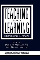 Teaching and Learning PDF