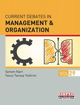 Current Debates in Management   Organization PDF