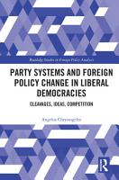 Party Systems and Foreign Policy Change in Liberal Democracies PDF