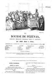 La bourse de Pézenas: grande spéculation industrielle...