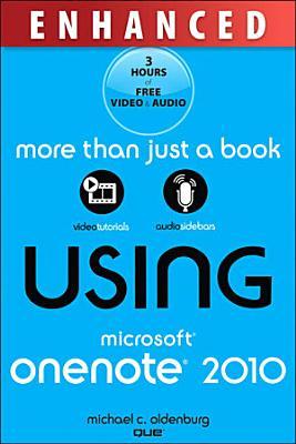 Using Microsoft OneNote 2010  Enhanced Edition