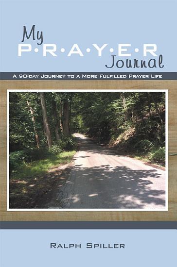 My P r a y e r Journal PDF