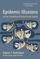 Epidemic Illusions PDF