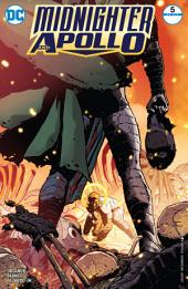 Midnighter and Apollo (2016-) #5