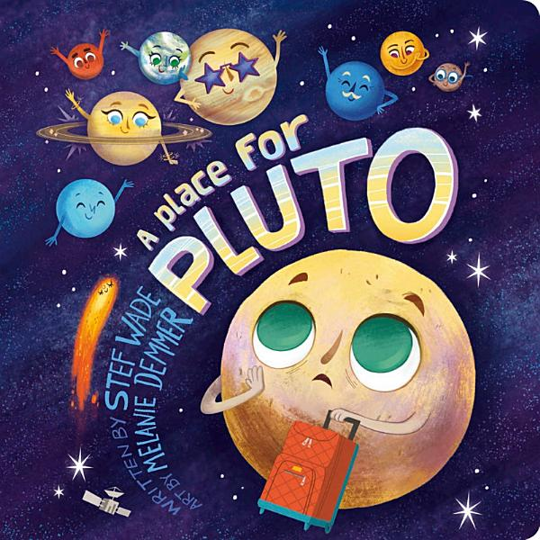 Download A Place for Pluto Book