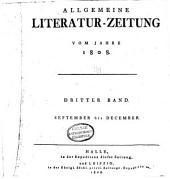 Allgemeine Literatur-Zeitung: Band 3