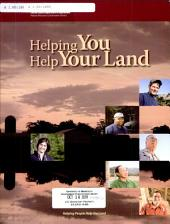 Helping You Help Your Land
