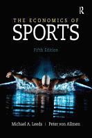The Economics of Sports PDF