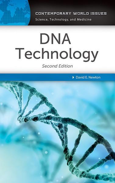 DNA Technology  A Reference Handbook  2nd Edition PDF