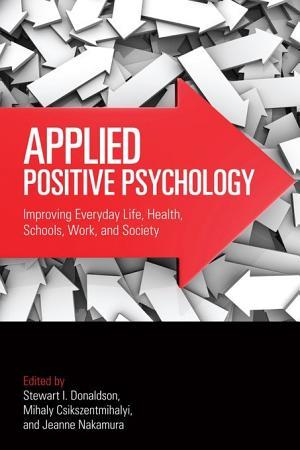Applied Positive Psychology PDF