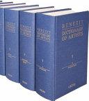 Benezit Dictionary of Artists PDF
