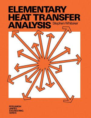 Elementary Heat Transfer Analysis PDF