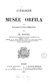 Catalogue du Musée Orfila