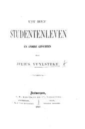 Uit het Studentenleven en andere gedichten