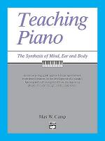 Teaching Piano   Softcover PDF