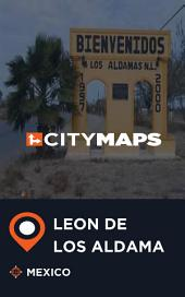 City Maps Leon de los Aldama Mexico