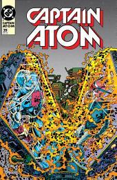 Captain Atom (1986-) #39