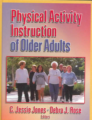 Physical Activity Instruction of Older Adults PDF