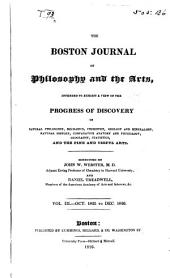 The Boston Journal of Philosophy and the Arts: Volume 3