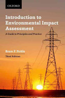 Introduction to Environmental Impact Assessment PDF