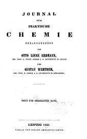 Journal für praktische Chemie: Band 79