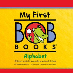 My First Bob Books  Alphabet Book