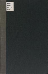Experiments in destroying black-flies: Volumes 105-127