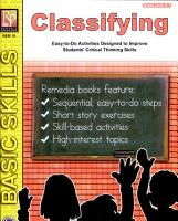 Readiness Skills Series 2  Classifying PDF