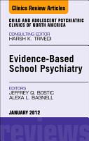 Evidence Based School Psychiatry PDF