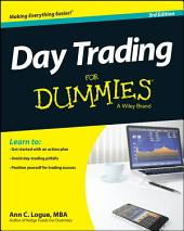 Day Trading For Dummies: Edition 3