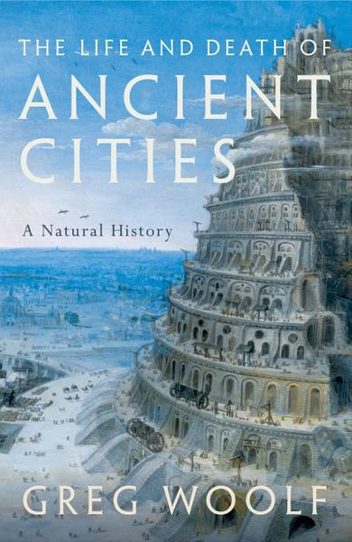 Download The Life and Death of Ancient Cities Book