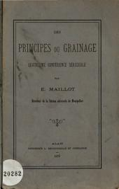 Des principes du grainage