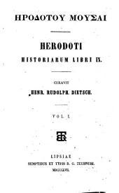 Herodoti historiarum libri 9, curavit H.R. Dietsch