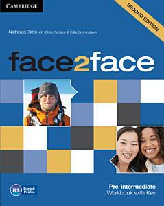 Face2face Pre intermediate Workbook with Key PDF
