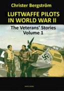 Luftwaffe Pilots In World War II