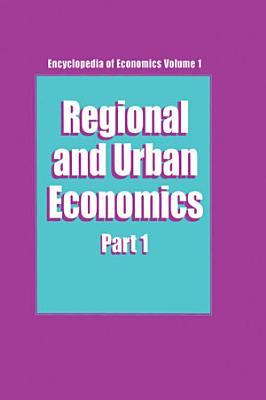 Regional and Urban Economics Parts 1   2