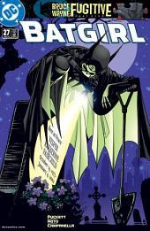 Batgirl (2000-) #27