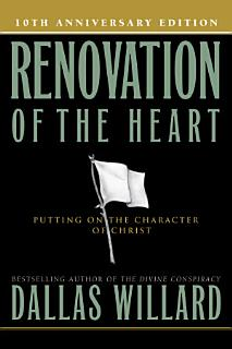 Renovation of the Heart Book