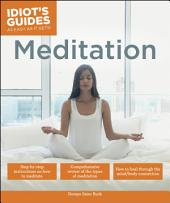 Idiot's Guides: Meditation