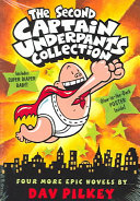 The Second Captain Underpants Collection PDF