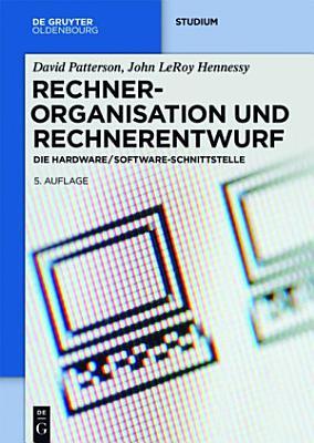 Rechnerorganisation und Rechnerentwurf PDF