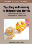 Teaching and Learning in 3D Immersive Worlds