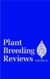 Plant Breeding Reviews: Volume 26