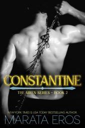 Constantine: Dark Paranormal Vampire MFM Romance