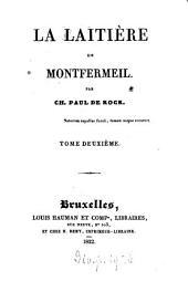 La laitière de Montfermeil: Volume2