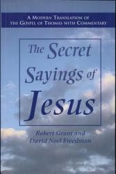 The Secret Sayings Of Jesus Book PDF