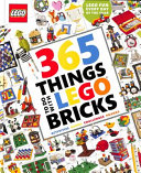 Things To Do With Lego Bricks